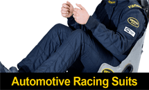 Automotive Racing Suits
