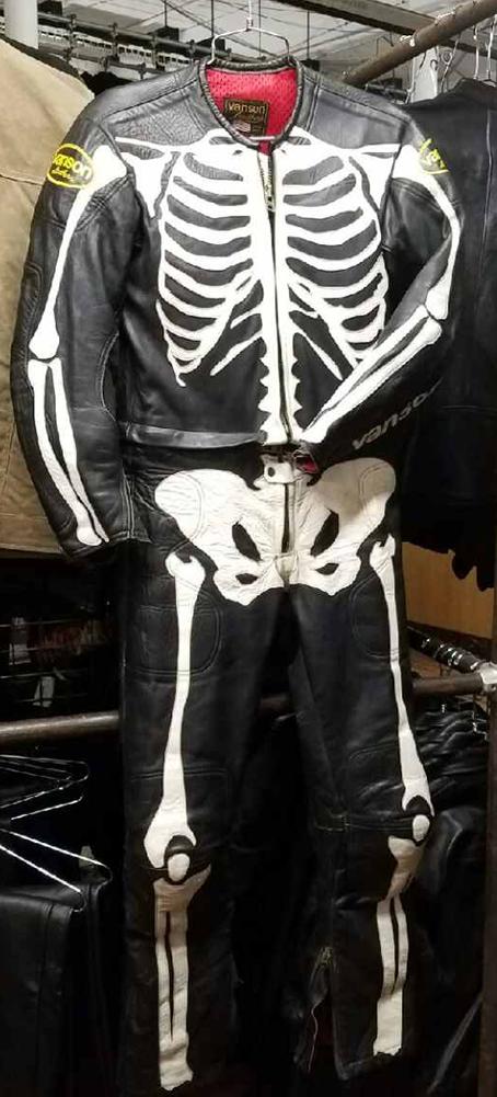 Vanson's bone suit