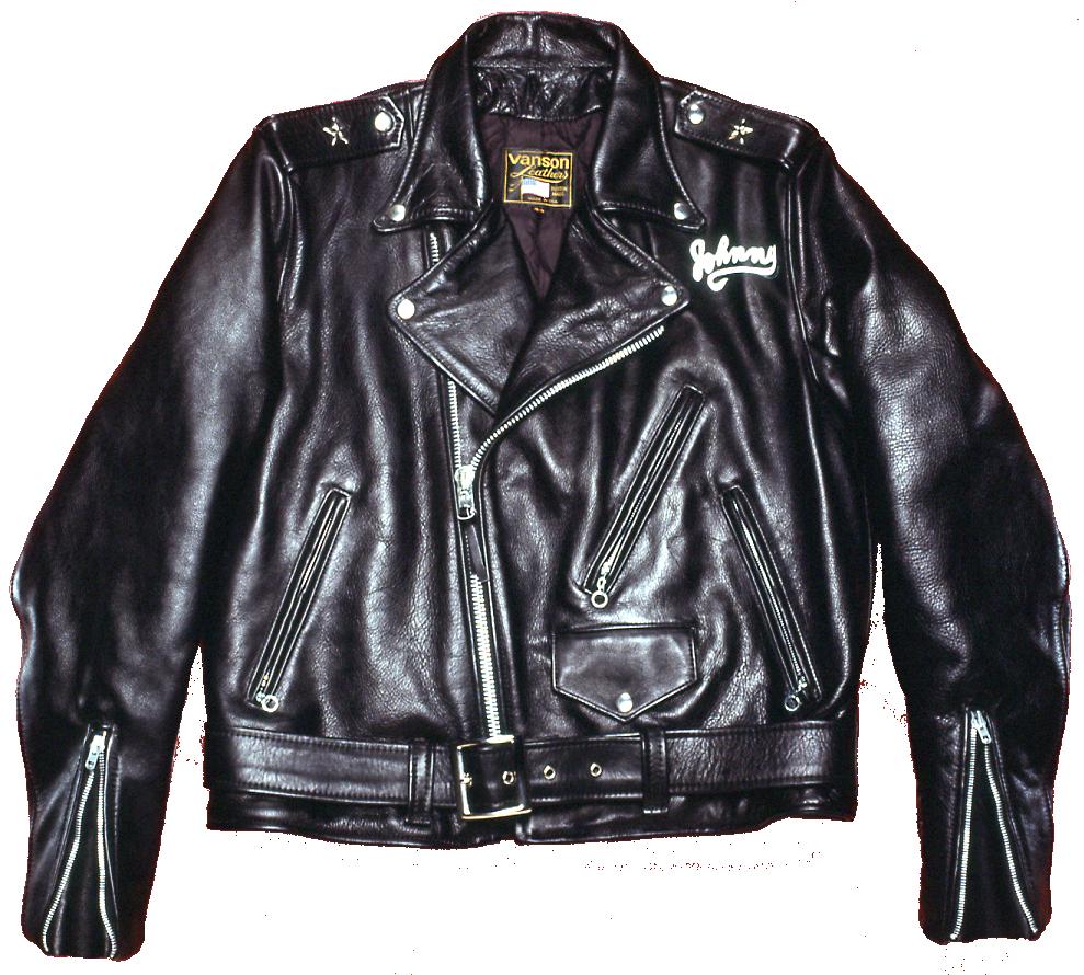Thunderbird Vanson Leathers