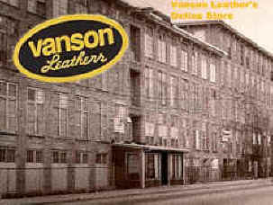 Vanson Leathers corporate headquarters
