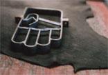 Vanson glove cutting dies