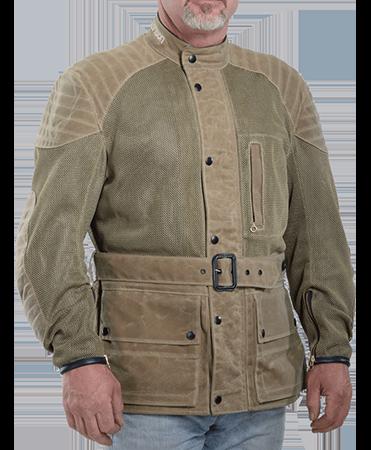 Peter VanLancker reviews the Vanson Baja Jacket