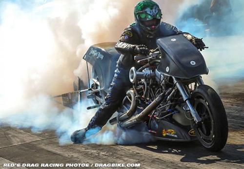 Brian Jernigan - Vanson Sponsored Racer