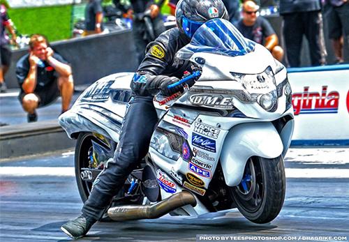 Chris Connolly - Vanson Sponsored Racer