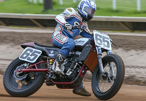 Cory Texter - Vanson Sponsored Racer