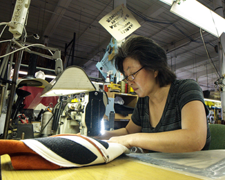 Vanson offers resizing and repair to all of their leather garments