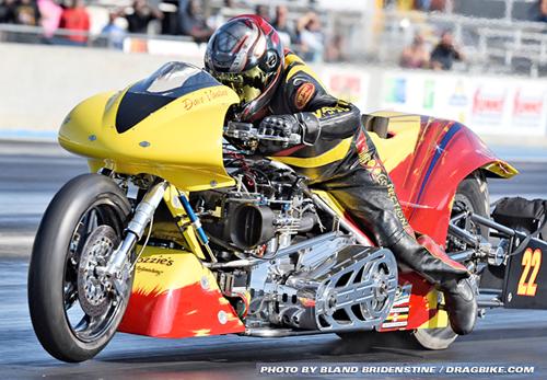 Dave Vantine - Vanson Sponsored Racer