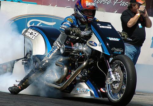 Doug Vancil - Former Vanson Sponsored Racer