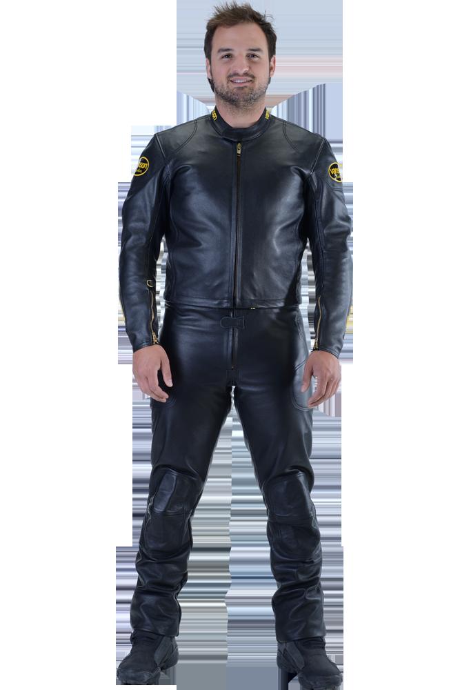 Vanson DRAG leather drag racing suit