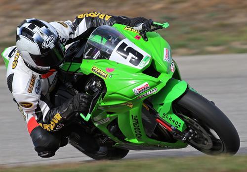 Eric Wood - Vanson Sponsored Racer