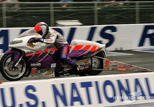 Fred Collis - Former Vanson Sponsored Racer