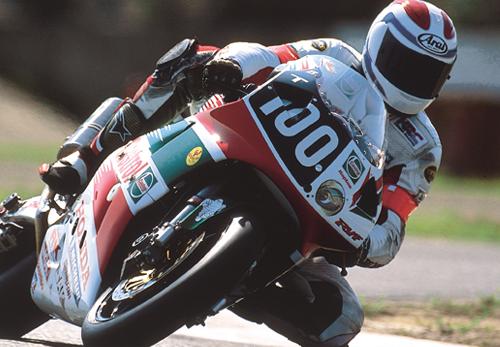 Freddie Spencer - Former Vanson Sponsored Racer