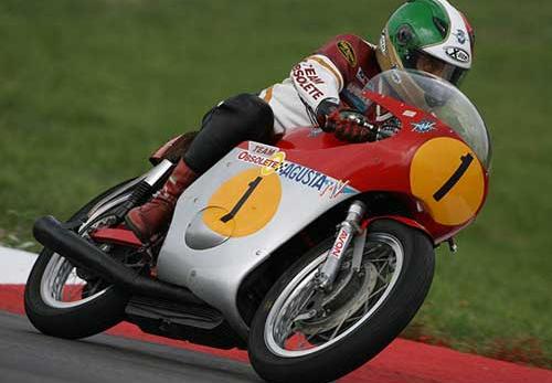 Giacomo Agosstini - Former Vanson Sponsored Racer
