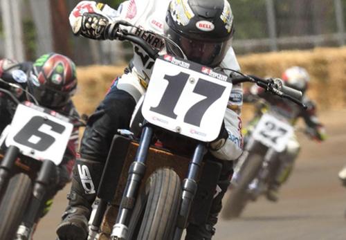 Henry Wiles - Vanson Sponsored Racer
