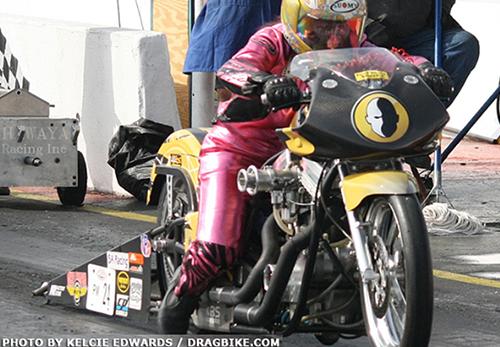 Holly Keller - Vanson Sponsored Racer