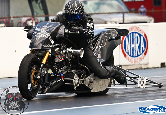 Jacob Stordeur - Vanson Sponsored Racer