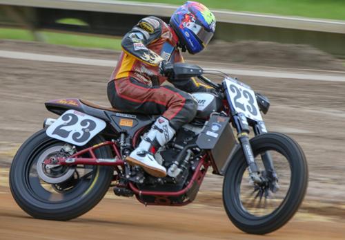 Jeff carver - Vanson Sponsored Racer