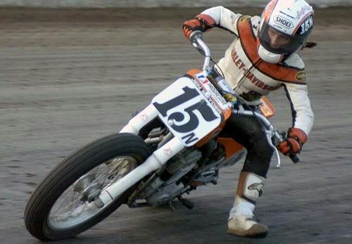 Jen Snyder - Former Vanson Sponsored Racer