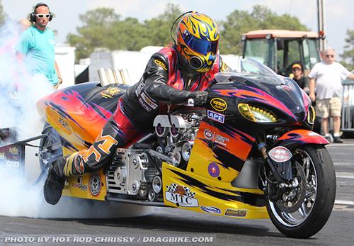 Korry Hogan - Vanson Sponsored Racer