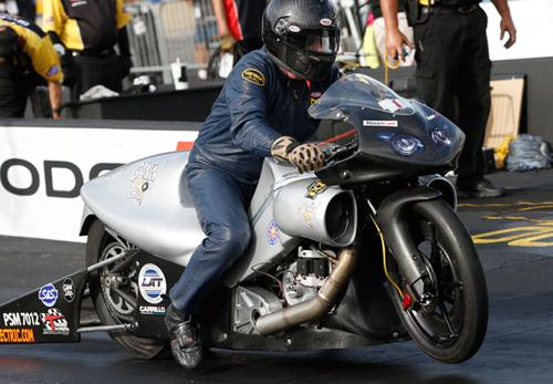 Lance Bonham - Vanson Sponsored Racer