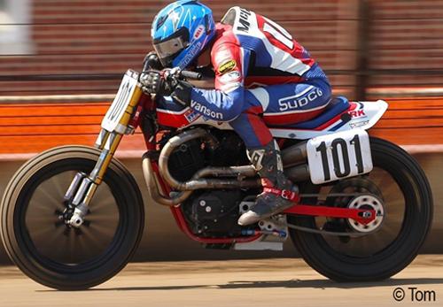 Mac McGrew - Vanson Sponsored Racer