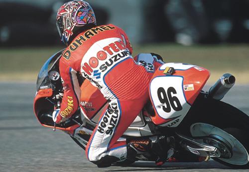 Mario Duhammel - Former Vanson Sponsored Racer