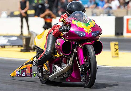Melissa Surber - Vanson Sponsored Racer