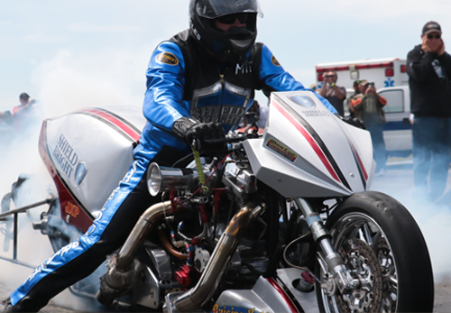 Mike Beland - Vanson Sponsored Racer