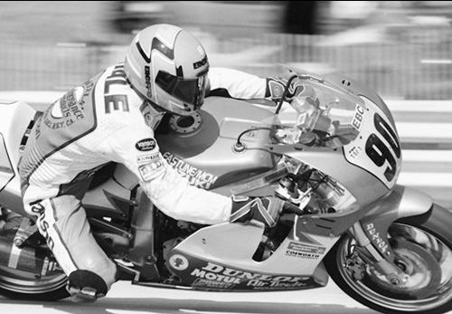 Mike Hale - Former Vanson Sponsored Racer