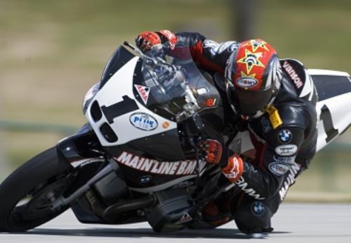 Nate Kern - Former Vanson Sponsored Racer