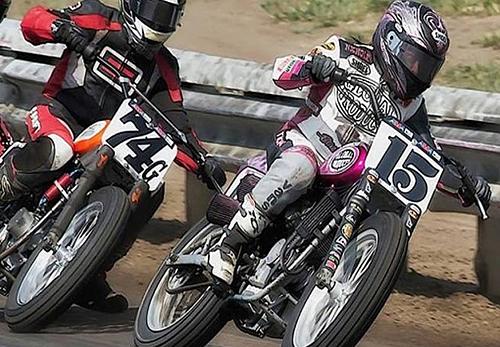 Nicole Cheza - Former Vanson Sponsored Racer
