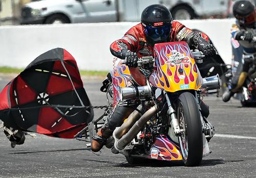 Randal Andras - Vanson Sponsored Racer