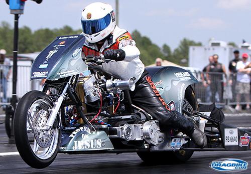 Rich Vreeland - Vanson Sponsored Racer
