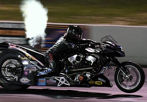 Robert Malloy - Vanson Sponsored Racer