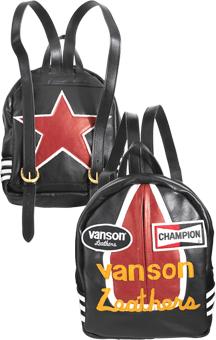 Vanson's Star back pack