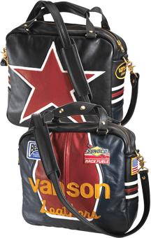 Vanson's leather Star bag