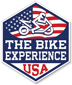 The Bike Experience logo