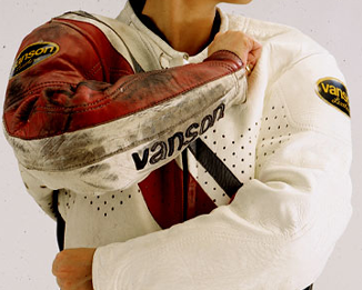 Vanson offers a cleaning and reconditioning service to all of their leather garments