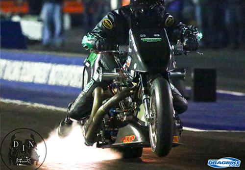 Tracy Kile - Vanson Sponsored Racer