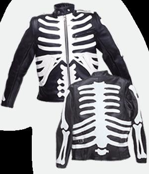 Vanson's B Bones jacket