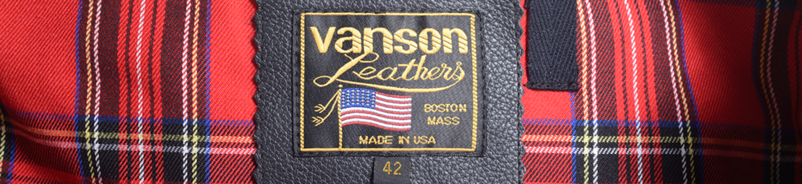 Leather Motorcycle Jackets Made In USA | Vanson Leathers