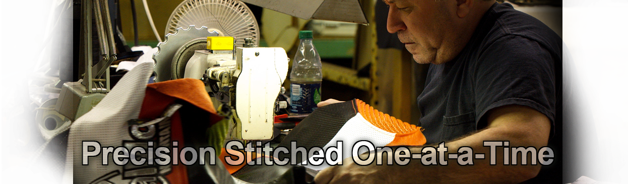 Precision Stitched